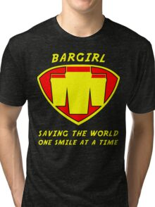 Bargirl Tri-blend T-Shirt