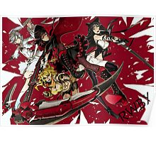 RWBY - Colors of  Remnant Poster