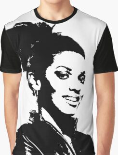 Martha Jones Graphic T-Shirt