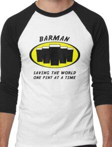 Barman Men's Baseball ¾ T-Shirt