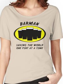Barman Women's Relaxed Fit T-Shirt