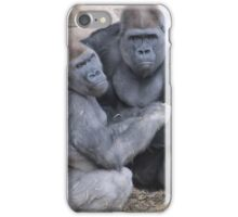 Gorillas iPhone Case/Skin
