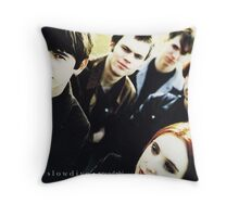 Souvlaki Throw Pillow