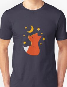 Cute little fox Unisex T-Shirt