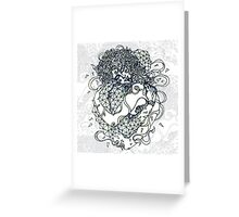 Nature & Techne Greeting Card