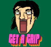 Get a Grip! Unisex T-Shirt