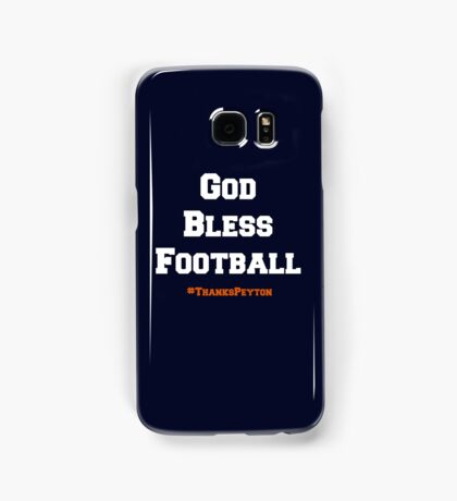God Bless Football Samsung Galaxy Case/Skin