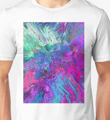 Abstract 40 Unisex T-Shirt