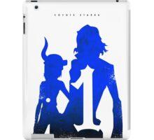 Coyote Stark iPad Case/Skin