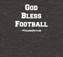 God Bless Football Unisex T-Shirt