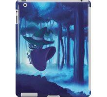 Lantern in the Woods iPad Case/Skin