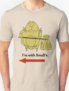 I'm with small's T-Shirt