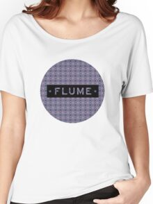 Flume - round Women's Relaxed Fit T-Shirt