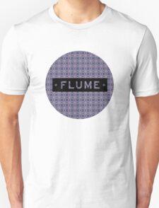 Flume - round Unisex T-Shirt