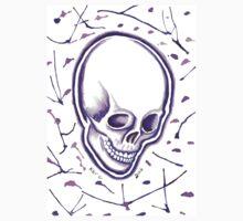 Purple Cranuim Kids Tee