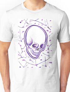 Purple Cranuim Unisex T-Shirt