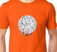 Character Building - Won't you take me to, Funky Town Unisex T-Shirt