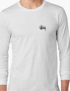 Stussy T-Shirt Long Sleeve T-Shirt