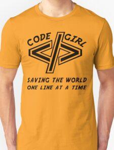 Codegirl T-Shirt