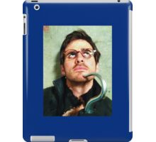 Captain Hook from OUAT iPad Case/Skin