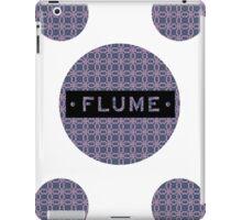 Flume - MultiRound  iPad Case/Skin