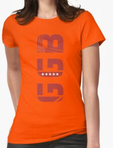 GGB - Go Get Big Womens Fitted T-Shirt