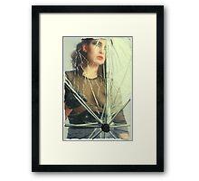 360 degrees Framed Print