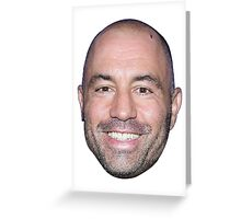 Joe Rogan Greeting Card