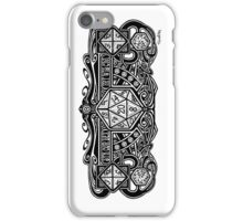 Dice Deco D20 iPhone Case/Skin