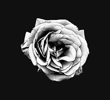 Black & White Rose Unisex T-Shirt