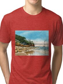 Cape Lookout Tri-blend T-Shirt