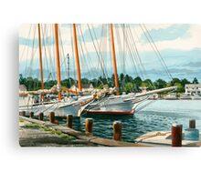 St Michael's Chesapeake Bay Canvas Print