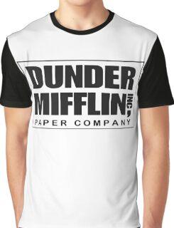 Dunder Mifflin Paper Company Graphic T-Shirt