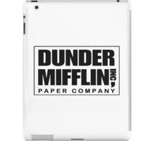 Dunder Mifflin Paper Company iPad Case/Skin