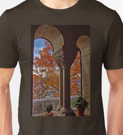 USA. New York. The Cloisters. T-Shirt