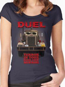 Duel - Peterbilt Women's Fitted Scoop T-Shirt