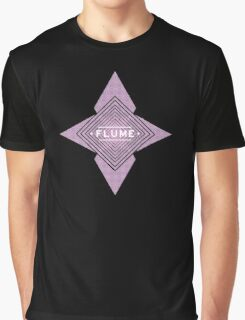 Flume - Stars black  Graphic T-Shirt