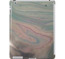 Blue Agate iPad Case/Skin