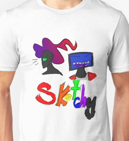 sketchy Unisex T-Shirt