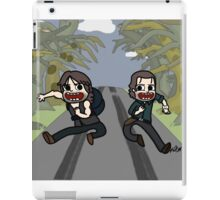The Walking Dead, Rick and Daryl, Apocalypse Time iPad Case/Skin