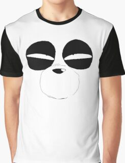 Ranma panda Graphic T-Shirt