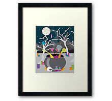 Magic Framed Print