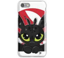 How To Train Your Dragon, Toothless cute pocket iPhone Case/Skin