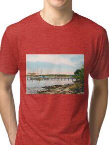 St Michael's Chesapeake Bay 2 Tri-blend T-Shirt