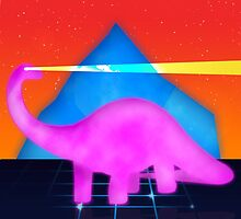 Laser Diplodocus   by ashjlawson