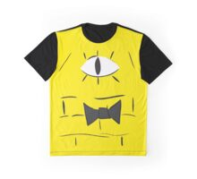 Bill Cipher close up Graphic T-Shirt