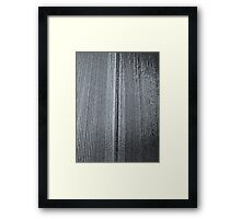 Silver Threads - true colour photo - All products  Framed Print