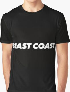Beast Coast Graphic T-Shirt