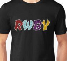 RWBY Logo Fill 2 Unisex T-Shirt
