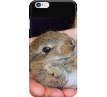 WOW!!- This Is Sooooo Comfy!! - Baby Bunny - NZ iPhone Case/Skin